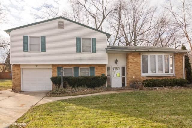 1505 E Alison Drive, Palatine, IL 60074 (MLS #10590829) :: Berkshire Hathaway HomeServices Snyder Real Estate