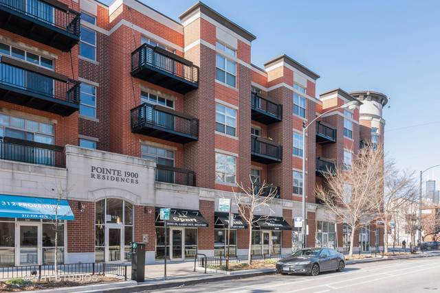 1910 S State Street #203, Chicago, IL 60616 (MLS #10591313) :: The Mattz Mega Group