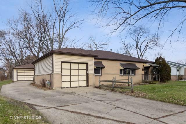 170 Bradley Lane, Hoffman Estates, IL 60169 (MLS #10591475) :: Lewke Partners