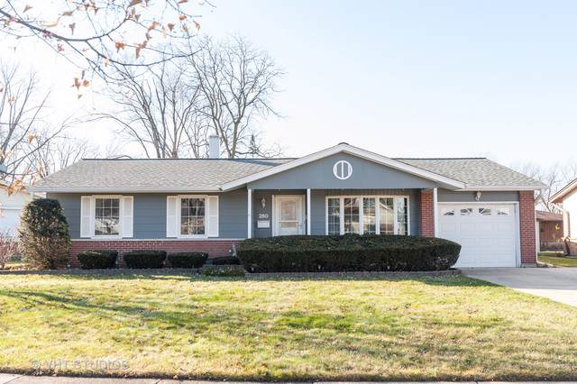 260 Mulberry Lane, Elk Grove Village, IL 60007 (MLS #10591537) :: Angela Walker Homes Real Estate Group