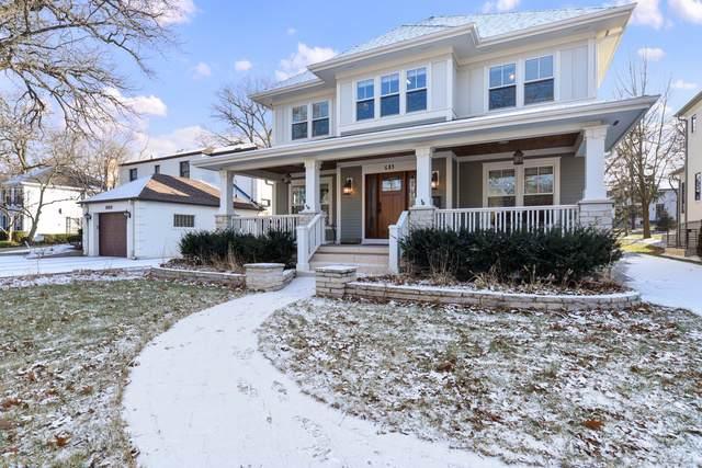 685 Duane Street, Glen Ellyn, IL 60137 (MLS #10591842) :: The Wexler Group at Keller Williams Preferred Realty