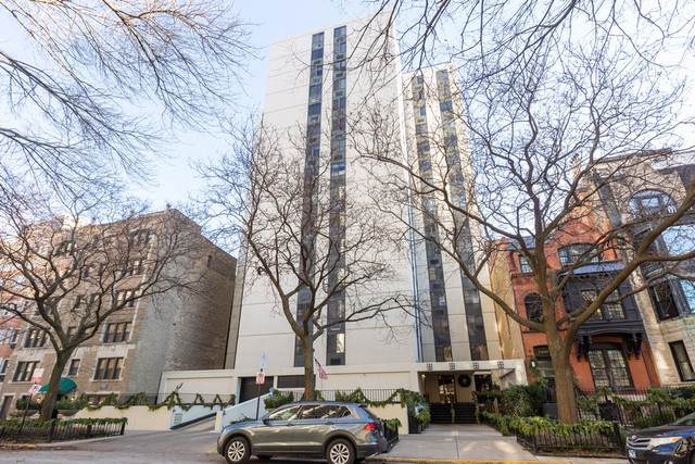 1339 N Dearborn Street 12D, Chicago, IL 60610 (MLS #10592125) :: Ryan Dallas Real Estate