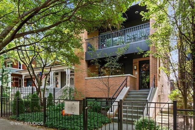 637 W Melrose Street #1, Chicago, IL 60657 (MLS #10592217) :: Helen Oliveri Real Estate