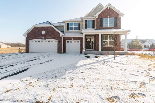 25229 W Zoumar Drive, Plainfield, IL 60586 (MLS #10592232) :: Angela Walker Homes Real Estate Group