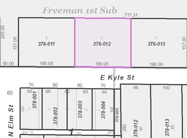 LOT 5 E Kyle Street, OGDEN, IL 61859 (MLS #10594254) :: Littlefield Group