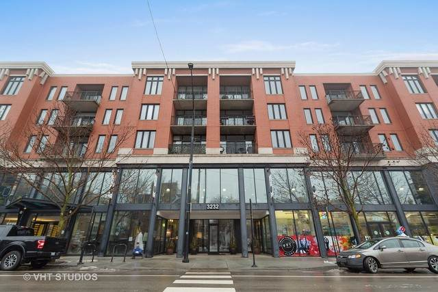 3232 N Halsted Street D408, Chicago, IL 60657 (MLS #10594815) :: Baz Network   Keller Williams Elite