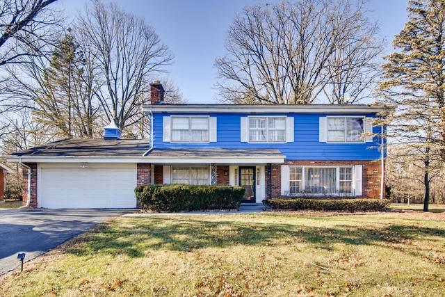 786 Brookwood Terrace 6, Olympia Fields, IL 60461 (MLS #10596432) :: Angela Walker Homes Real Estate Group