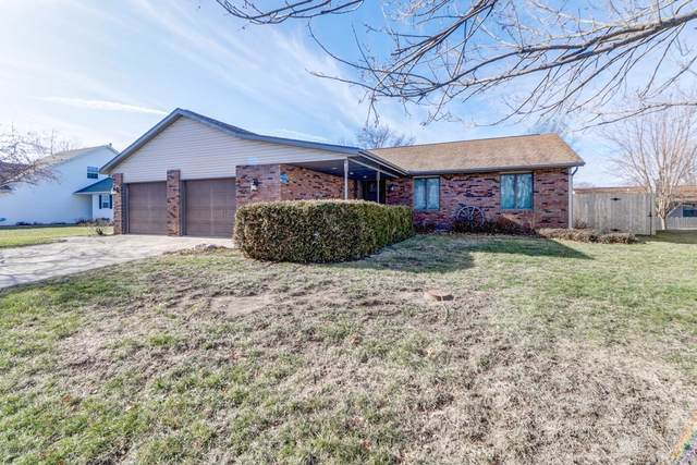 603 Rosewood, ST. JOSEPH, IL 61873 (MLS #10596727) :: Ryan Dallas Real Estate