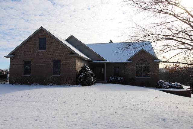 2833 County Road 600 N, El Paso, IL 61738 (MLS #10596873) :: Jacqui Miller Homes