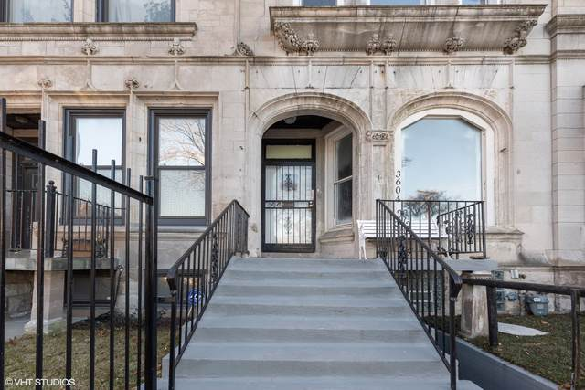 3604 S Lake Park Avenue, Chicago, IL 60653 (MLS #10596921) :: Property Consultants Realty