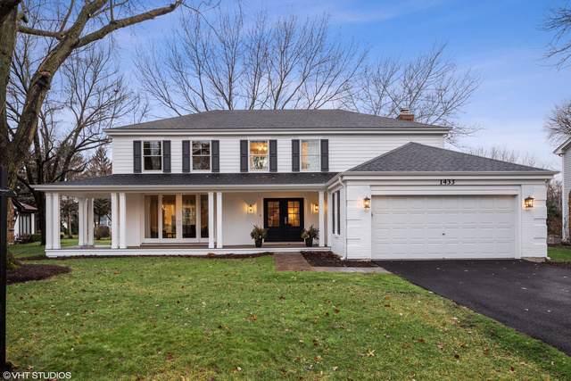 1433 Briergate Drive, Naperville, IL 60563 (MLS #10598045) :: Angela Walker Homes Real Estate Group