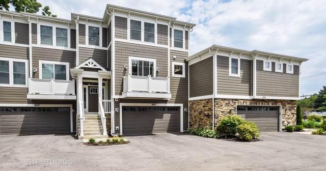 842 Chestnut Street, Deerfield, IL 60015 (MLS #10598352) :: Property Consultants Realty