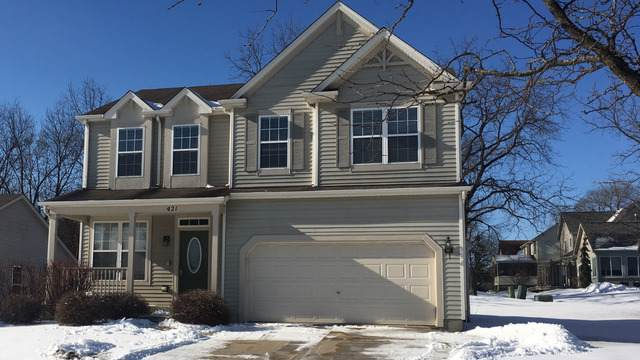 421 Redwing Drive, Woodstock, IL 60098 (MLS #10598796) :: Berkshire Hathaway HomeServices Snyder Real Estate