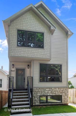 4323 N Central Park Avenue, Chicago, IL 60618 (MLS #10601444) :: Property Consultants Realty