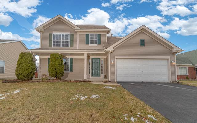 2205 Oakbrook Drive, Belvidere, IL 61008 (MLS #10604427) :: Baz Realty Network   Keller Williams Elite
