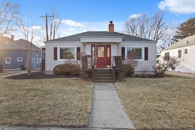 107 S Moore Street, Bloomington, IL 61701 (MLS #10604467) :: Angela Walker Homes Real Estate Group