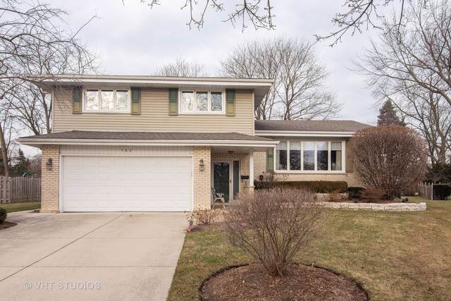 502 S Reuter Drive, Arlington Heights, IL 60005 (MLS #10605291) :: Berkshire Hathaway HomeServices Snyder Real Estate