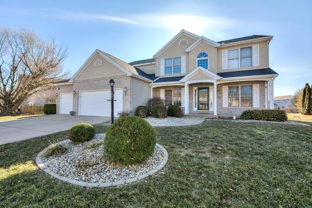 4403 Stonebridge Drive, Champaign, IL 61822 (MLS #10605294) :: BN Homes Group