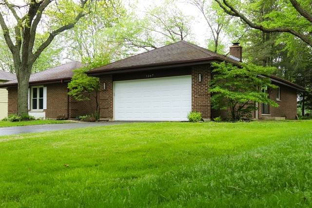 1267 W Bedford Drive, Palatine, IL 60067 (MLS #10605769) :: Property Consultants Realty