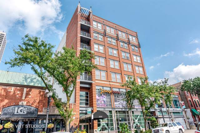 1515 N Wells Street 5B, Chicago, IL 60610 (MLS #10606590) :: Touchstone Group