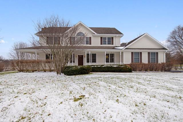 40387 Reed Court, Wadsworth, IL 60083 (MLS #10606743) :: Baz Realty Network | Keller Williams Elite