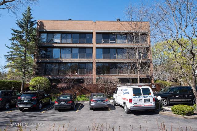 619 Glenview Avenue #402, Highland Park, IL 60035 (MLS #10607545) :: The Perotti Group | Compass Real Estate