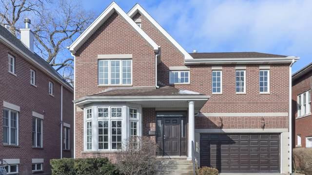1415 Lincoln Street, Evanston, IL 60201 (MLS #10607780) :: Baz Realty Network   Keller Williams Elite