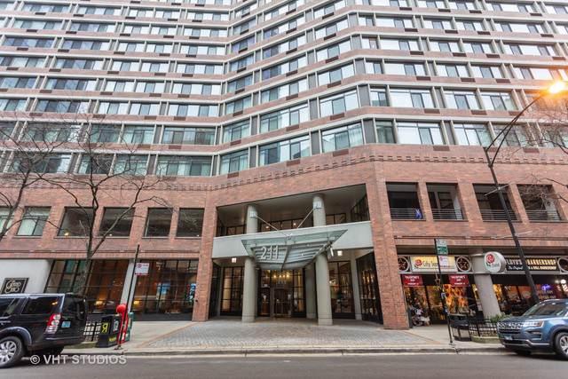 211 E Ohio Street #1113, Chicago, IL 60611 (MLS #10608003) :: John Lyons Real Estate