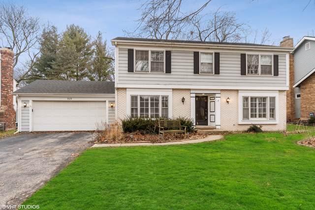909 Heatherton Drive, Naperville, IL 60563 (MLS #10608355) :: Angela Walker Homes Real Estate Group