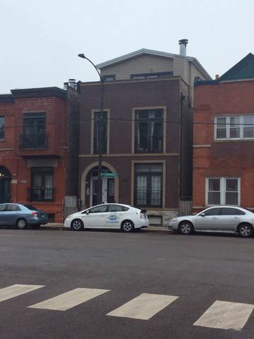 2527 W Chicago Avenue W #1, Chicago, IL 60622 (MLS #10609183) :: Property Consultants Realty