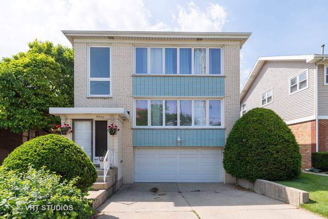 8854 Gross Point Road, Skokie, IL 60077 (MLS #10609349) :: Property Consultants Realty