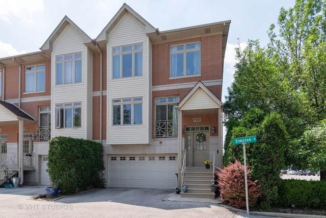 7137 Golf Road, Morton Grove, IL 60053 (MLS #10609397) :: Property Consultants Realty