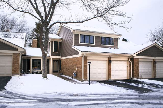 1205 Chatham Court #1205, Libertyville, IL 60048 (MLS #10609518) :: Angela Walker Homes Real Estate Group