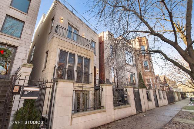 1344 N Leavitt Street, Chicago, IL 60622 (MLS #10609841) :: Property Consultants Realty