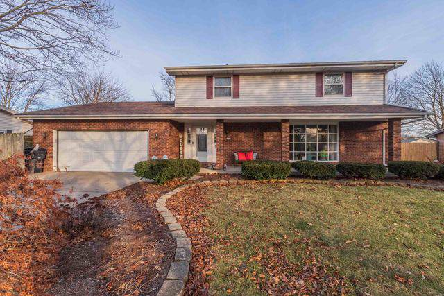 1110 Andover Street, Bloomington, IL 61704 (MLS #10610151) :: Property Consultants Realty