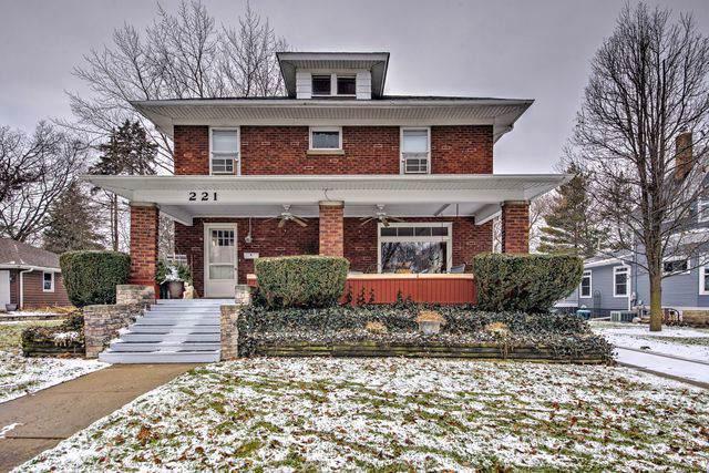 221 S Calumet Avenue, Aurora, IL 60506 (MLS #10610547) :: Property Consultants Realty