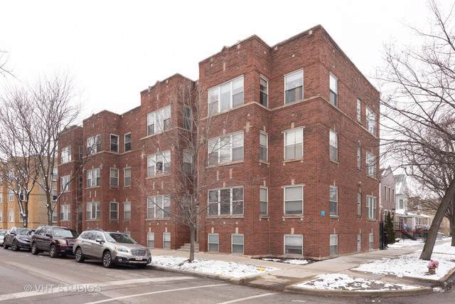 3110 W Belle Plaine Avenue #3, Chicago, IL 60618 (MLS #10610795) :: Property Consultants Realty