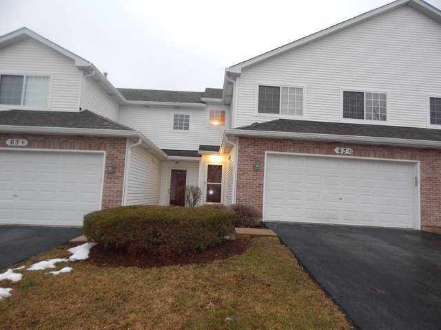 63 Rolling Oaks Road D, Sugar Grove, IL 60554 (MLS #10610846) :: Baz Realty Network | Keller Williams Elite