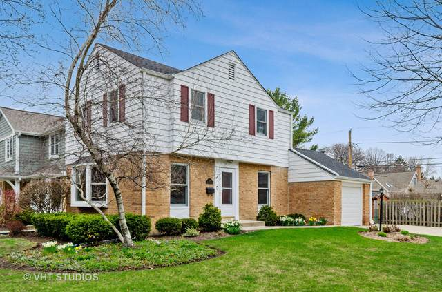 745 S Mitchell Avenue, Arlington Heights, IL 60005 (MLS #10610939) :: The Perotti Group | Compass Real Estate