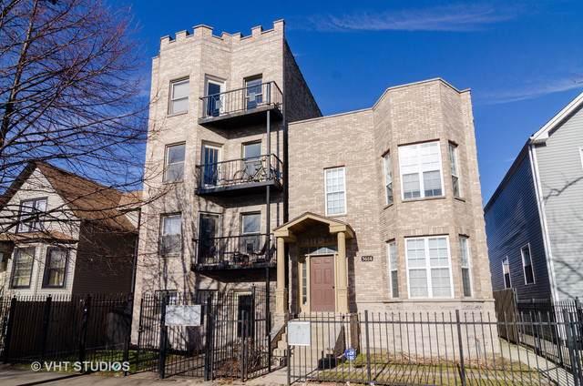 3618 W Shakespeare Avenue #4, Chicago, IL 60647 (MLS #10611178) :: John Lyons Real Estate