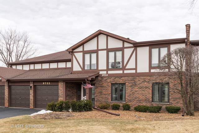 9722 W Creek Road B2, Palos Park, IL 60464 (MLS #10611208) :: The Wexler Group at Keller Williams Preferred Realty