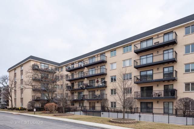 8600 Waukegan Road #207, Morton Grove, IL 60053 (MLS #10611430) :: Property Consultants Realty