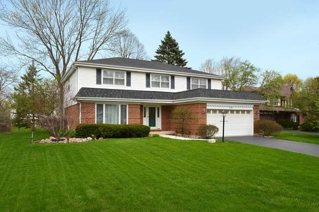 1338 W Saint James Court, Palatine, IL 60067 (MLS #10611516) :: Property Consultants Realty