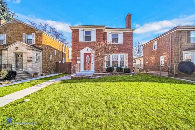 1719 N 76th Court, Elmwood Park, IL 60707 (MLS #10611744) :: Suburban Life Realty