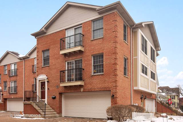 101 S Evergreen Avenue 12G, Arlington Heights, IL 60005 (MLS #10611960) :: Baz Realty Network | Keller Williams Elite