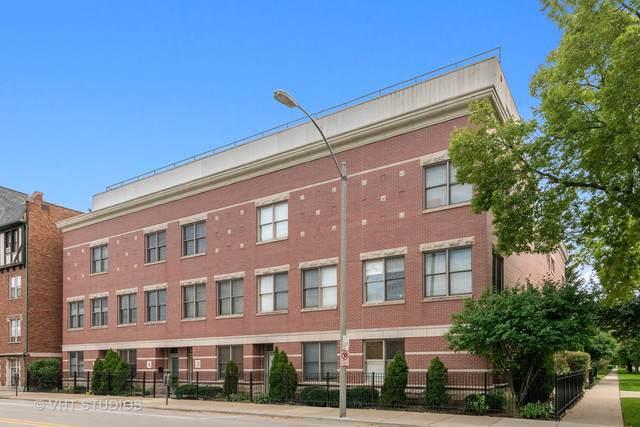 100 S Elmwood Avenue #4, Oak Park, IL 60302 (MLS #10612074) :: The Perotti Group   Compass Real Estate