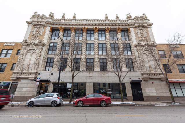 1635 W Belmont Avenue #607, Chicago, IL 60657 (MLS #10612191) :: Lewke Partners