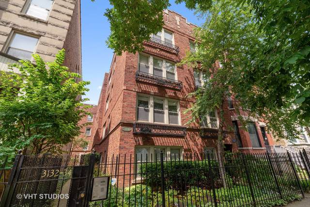 3132 N Clifton Avenue 3S, Chicago, IL 60657 (MLS #10612386) :: Lewke Partners