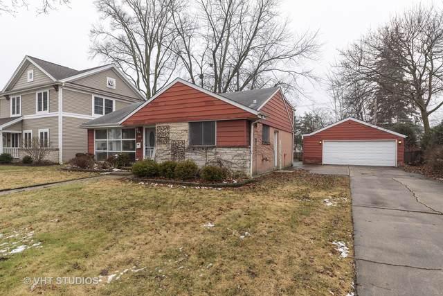 802 N Kennicott Avenue, Arlington Heights, IL 60004 (MLS #10612909) :: Suburban Life Realty
