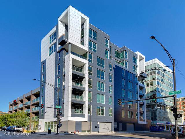 1000 W Monroe Street #702, Chicago, IL 60607 (MLS #10612958) :: Baz Realty Network | Keller Williams Elite